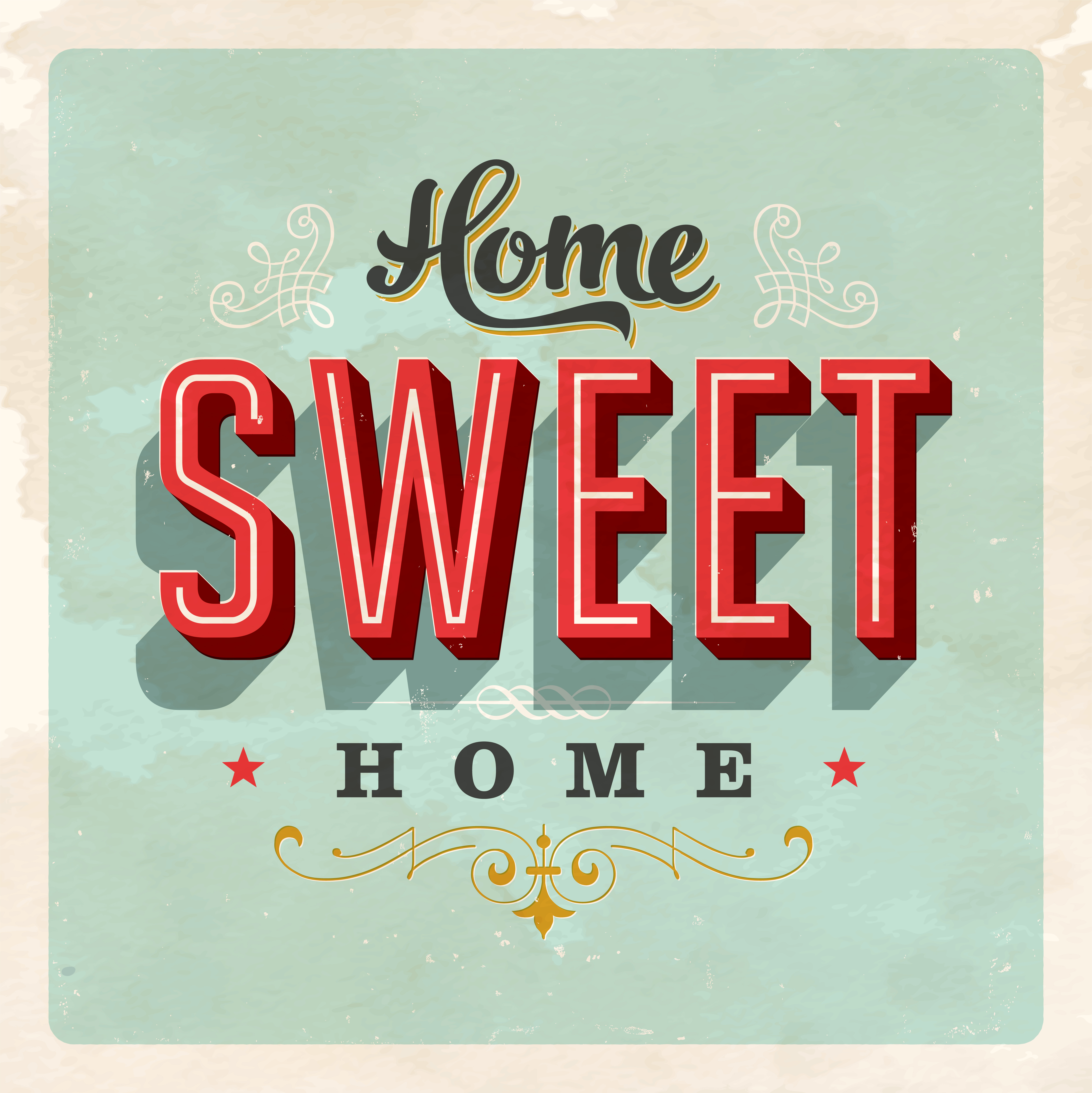 home sweet home shutterstock_118469617