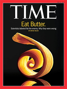 Time Magazine: Eat Butter